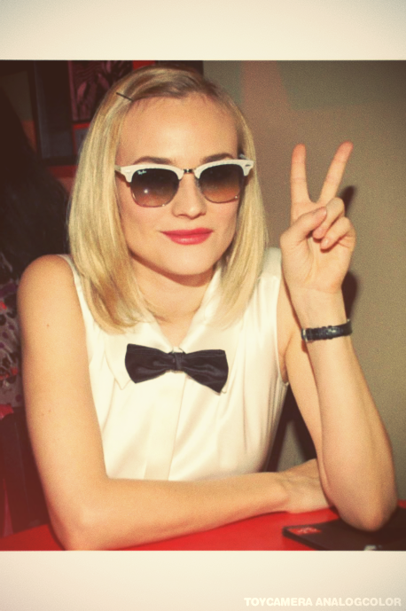 Diane Kruger at RayBan's relaunch of 'Clubmaster' sunglasses.jpg_effected