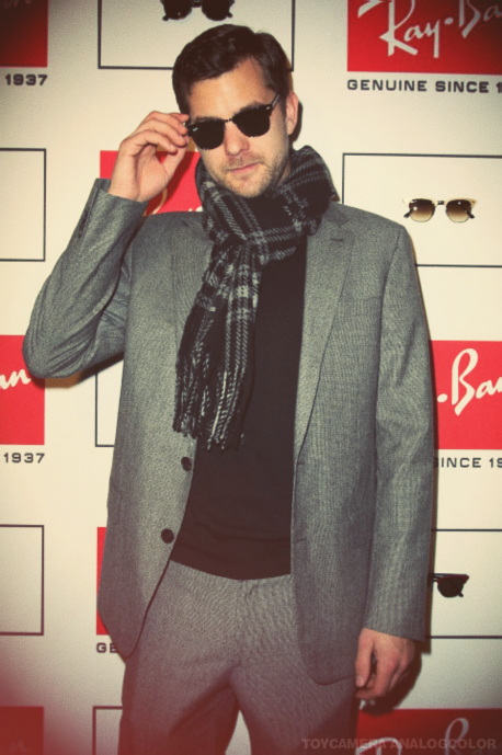 Joshua Jackson at RayBan's relaunch of 'Clubmaster' sunglasses.jpg_effected