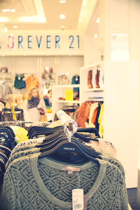 forever 21 londres oxford street soldes shop