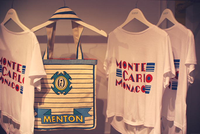 Claudie pierlot olympia le tan shop shopping boutique paris