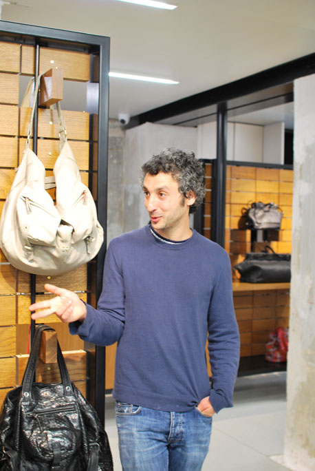 Jérôme dreyfuss bag sac shop shopping boutique