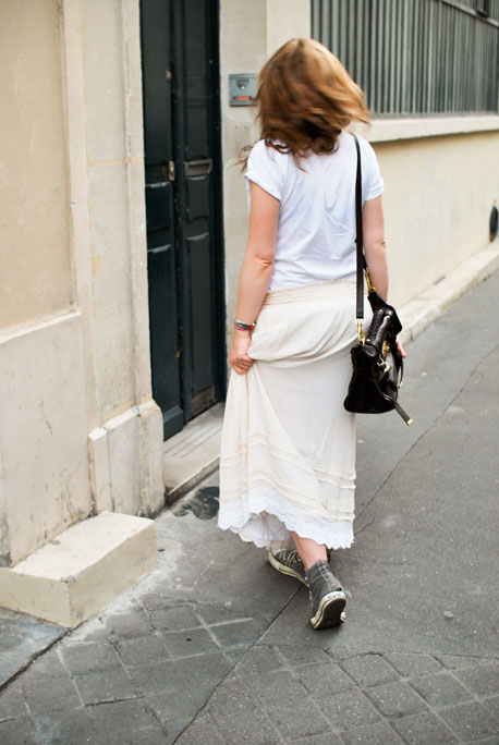 look grossesse remarque tee-shirt fashion style mode
