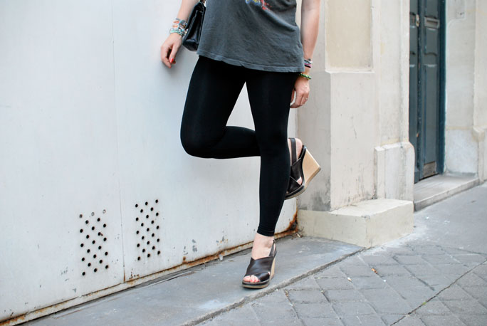 look grossesse zara urban outfitters style paris