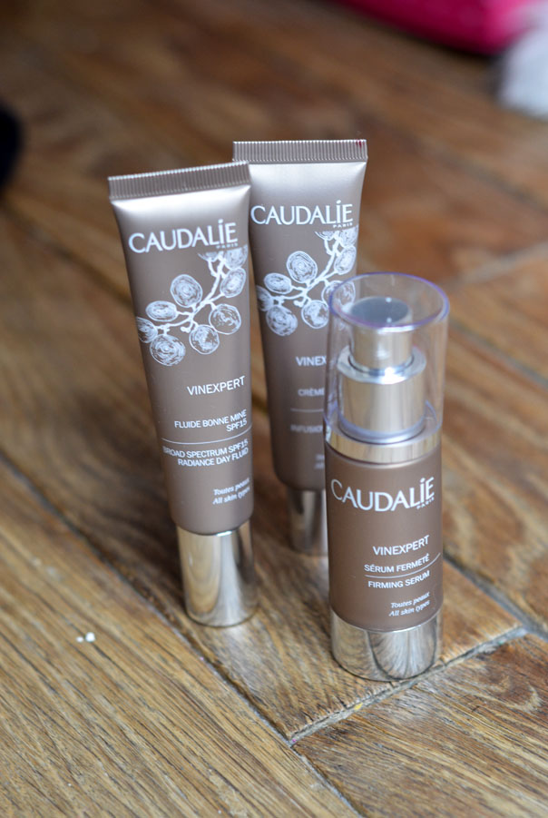 caudalie, paris, beauty