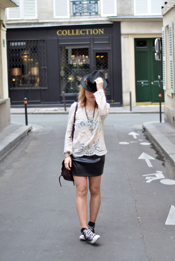 paris style fashion ootd mode