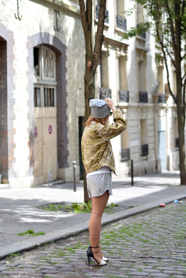 ootd paris look style brand bazar mode fashion