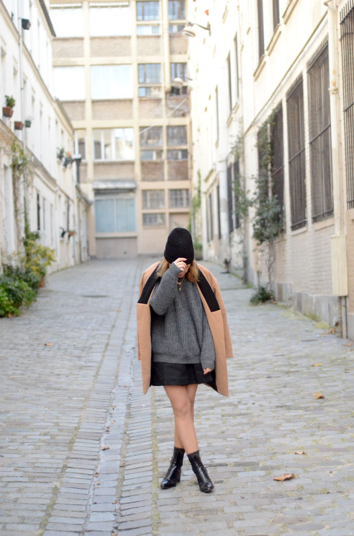 ootd look paris