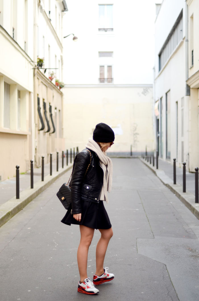 ootd look forever21 fashionblogger paris