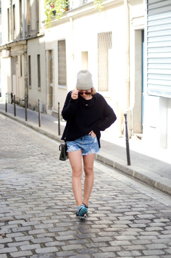 ootd fashionblogger paris look blogger