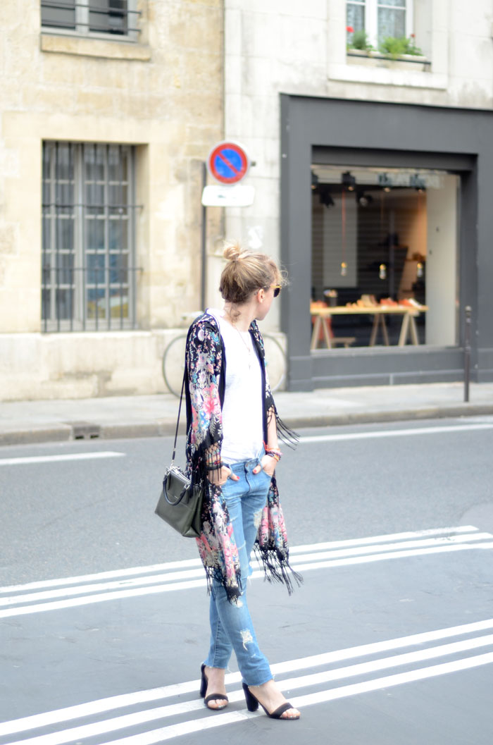 look ootd primark fashionblogger paris