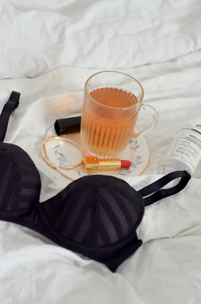 lingerie beauty fashionnblogger wonderbra paris