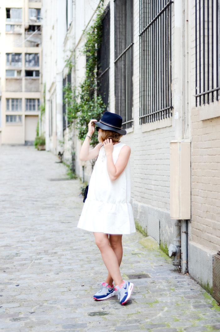 ootd look fashionblogger paris