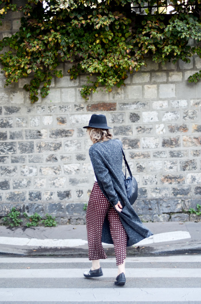 ootd blogger fashion look paris