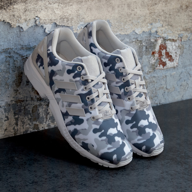 Adidas Zx Flux Blanche Foot Locker