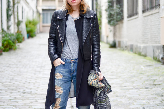look fashionblogger 2014 paris ootd