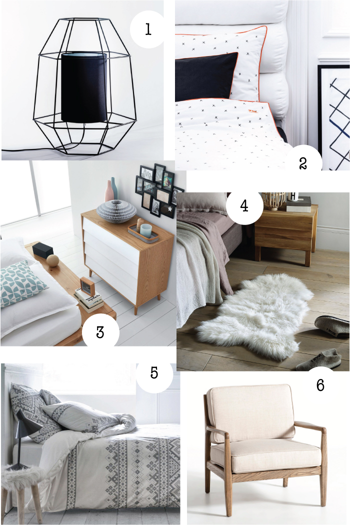 soldes la redoute fanny b. Black Bedroom Furniture Sets. Home Design Ideas