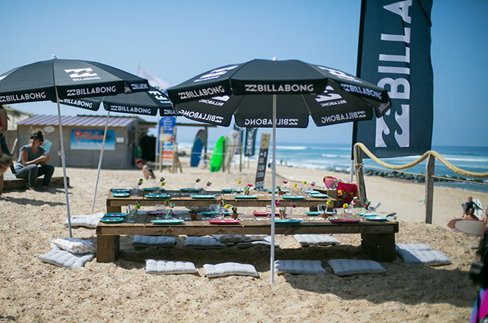 billabong hoosegor surf lifestyle
